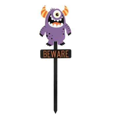 3 ft. Monster Halloween Yard Stake