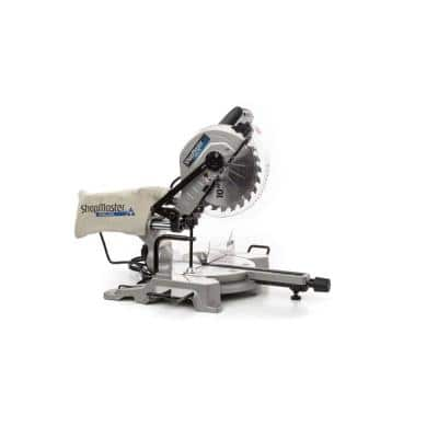 15 Amp 10 in. Sliding Compound Miter Saw with Shadow Line Cut Guide