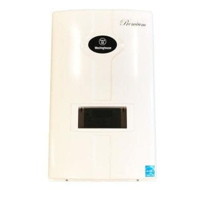 11 GPM Ultra Low NOx Liquid Propane Gas Condensing High Efficiency Tankless Water Heater