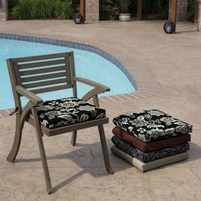 Ashland Jacobean Rectangle Outdoor Seat Pad