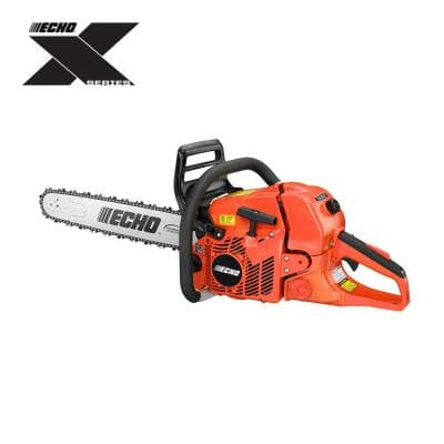 24 in. 59.8 cc Gas 2-Stroke Cycle Chainsaw