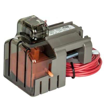 24 VAC Safety Control Switch for Metal or Plastic Drain Pans