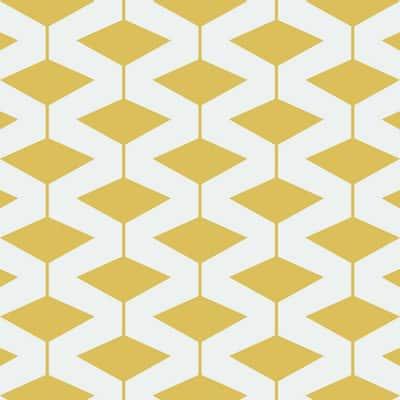 Abacus Vinyl Peelable Wallpaper (Covers 36 sq. ft.)