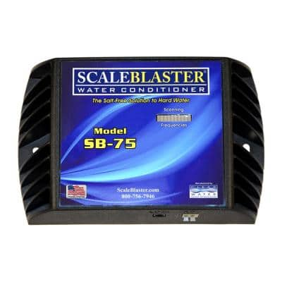 0-19 gpg Electronic Water Conditioner (Indoor Use Only)
