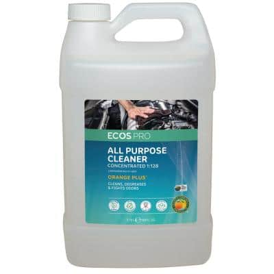 1 Gal. 1:128 Orange Plus Concentrate All Purpose Cleaner and Degreaser