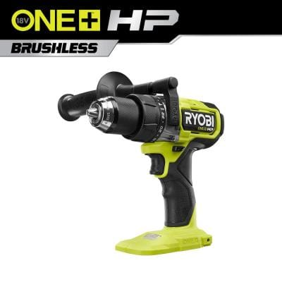 ONE+ HP 18V Brushless Cordless 1/2 in. Hammer Drill (Tool Only)
