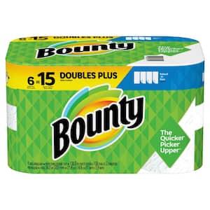 Select-A-Size White Paper Towel Rolls (6 Double Plus Rolls)