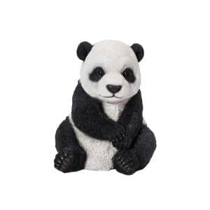 Panda Cub Sitting Garden Statue