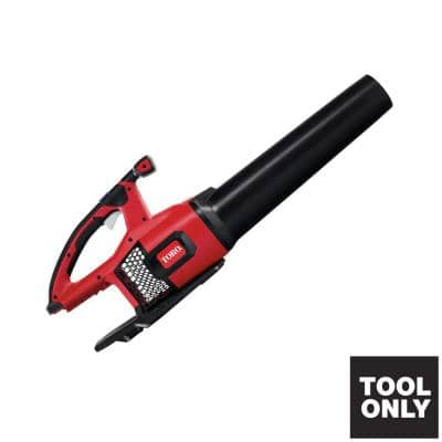 120 MPH 605 CFM 60-Volt Max Lithium-Ion Brushless Cordless Leaf Blower - Battery and Charger Not Included