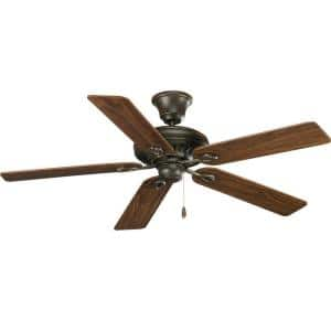AirPro Signature 52 in. Indoor Forged Bronze Ceiling Fan