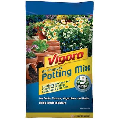 32 qt. Potting Soil Mix
