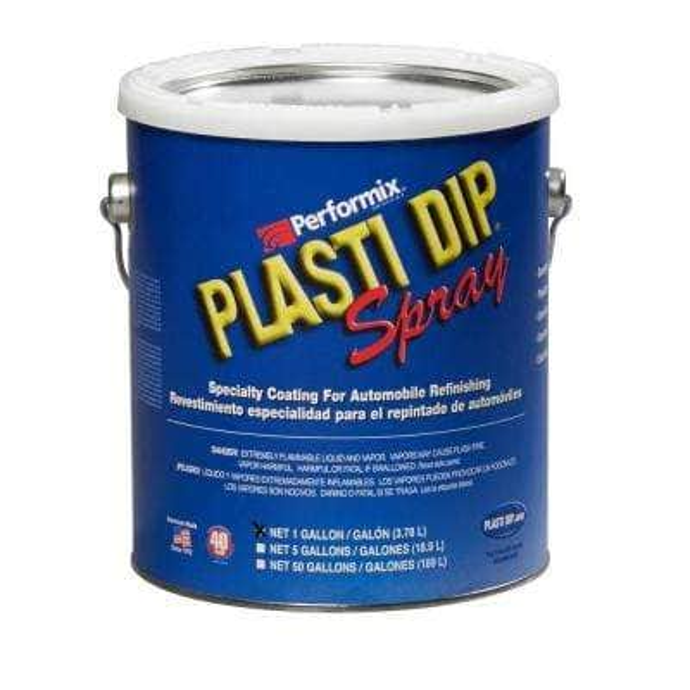 1 gal. Blue Plasti Dip Spray (4-pack)