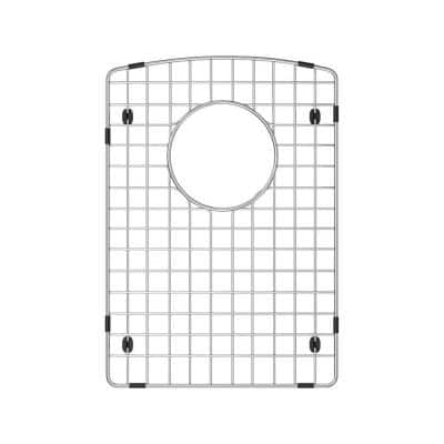 10.375 in. x 15.375 in. Sink Bottom Grid for Blanco 231342 in Stainless Steel