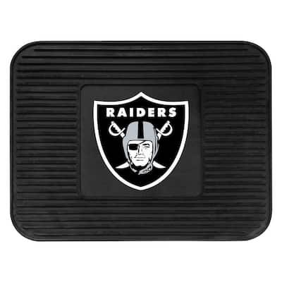 NFL - Las Vegas Raiders 14 in. x 17 in. Utility Mat