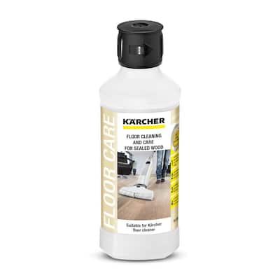 Sealed Wood Floor Cleaner