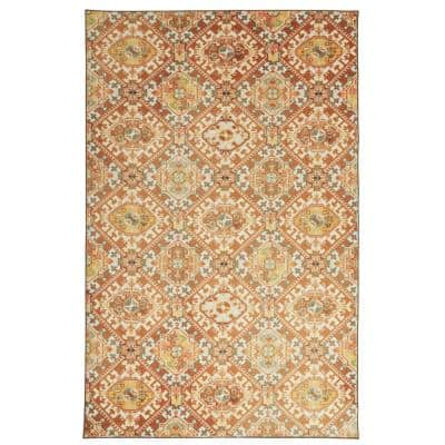 Isle Natural 8 ft. x 10 ft. Oriental Area Rug
