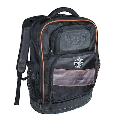 14 in. Tradesman Pro Organizer Technichian's Jobsite Backpack with Laptop Pocket