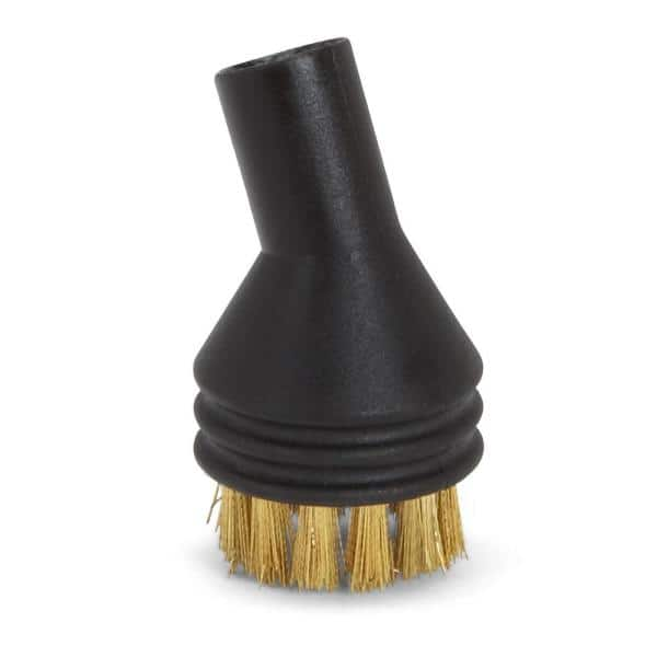 Homeright Small Brass Wire Brush Steammachine 5 Pack C800945 M The Home Depot