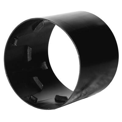 8 in. Polyethylene External Snap Coupler