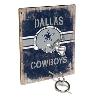 NFL - Dallas Cowboys Hook and Ring Toss Game