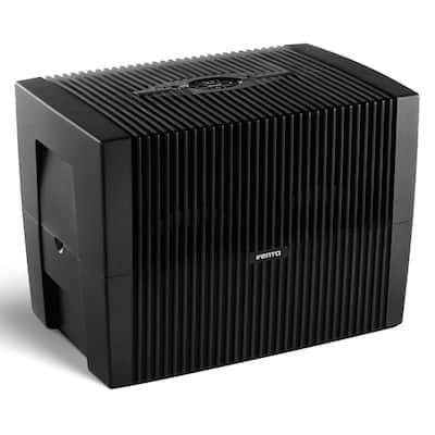 LW45 Comfort Plus Evaporative Airwasher Humidifier, Black