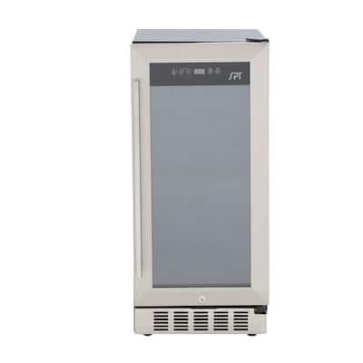 Under-Counter 32-Bottle Wine and Beverage Cooler