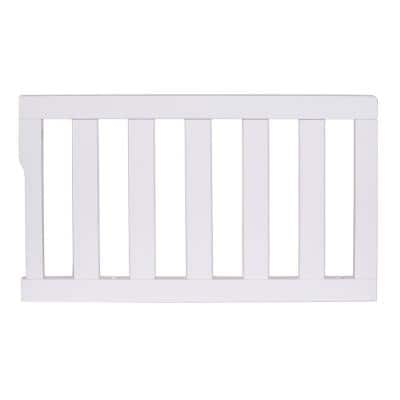 Universal White Toddler Rail (1-Pack)