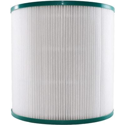 4-Pack Replacement HEPA EVO Filter fits TP01 AM11 BP01 TP02 TP03 Tower Air Purifier  - 7.5 '' x7.5 '' x7.38 ''