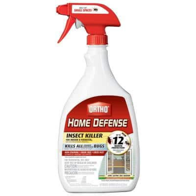 Home Defense Insect Killer for Indoor & Perimeter 2 Ready-To-Use