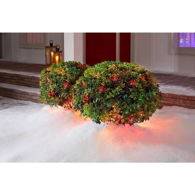 72 in. x 48 in. 150-Light Mini Multi Color Net Lights