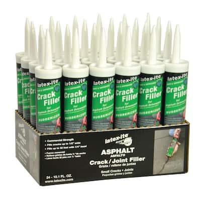 10.1 oz. Asphalt Driveway Crack and Joint Filler (24-Case)