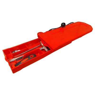 20 in. Chainsaw Caddy and Tool Box