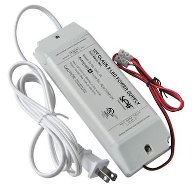 60-Watt Standard 12-Volt DC LED Power Supply, Transformer