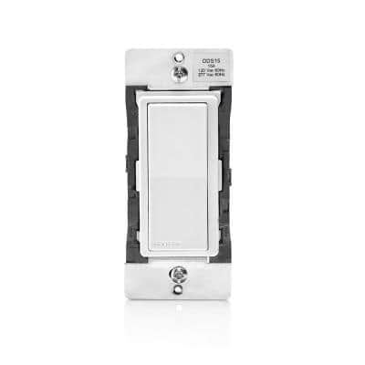 15 Amp Dual Voltage 120/277VAC Decora Digital Switch and Timer with Bluetooth Technology