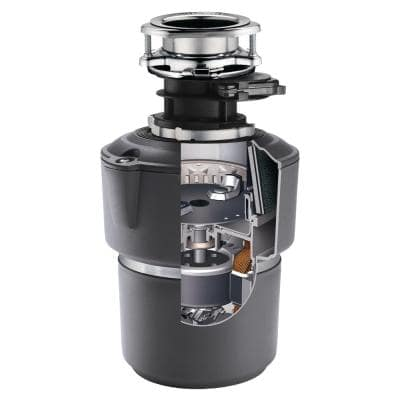 Evolution Cover Control Plus 3/4 HP Batch Feed Garbage Disposal