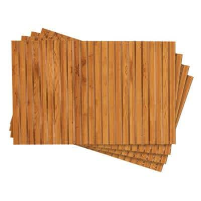 1/4 in. x 32 in. x 48 in. DPI Pendleton Wainscot Panel (4-Pack)