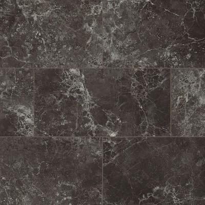 Dragon Glass Limestone 12 in. W x 23.82 in. L Luxury Vinyl Plank Flooring (23.82 sq. ft.)