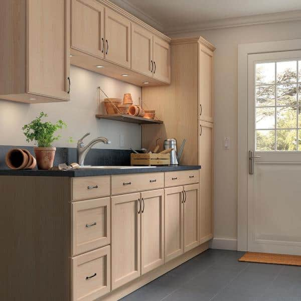 Unfinished Kitchen Cabinets At Home Depot