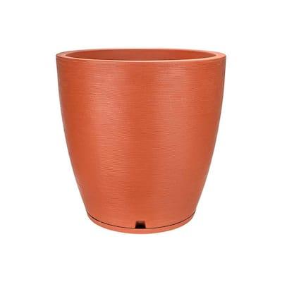 Amsterdan X-Large Terracotta Resin Planter Bowl