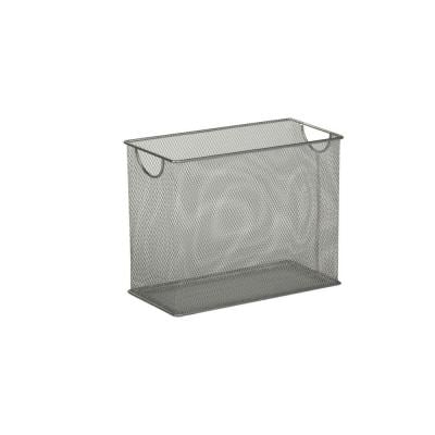 Single Compartment Steel Hanging File Organizer