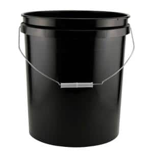 5-Gal. Black Project Bucket (Pack of 3)
