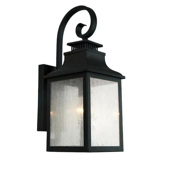 Outdoor Wall Lantern Sconce El2283ib, Outdoor Sconce Lighting Reviews