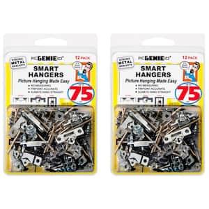 Smart Hangers 75 lbs. (12-Pack)(2)