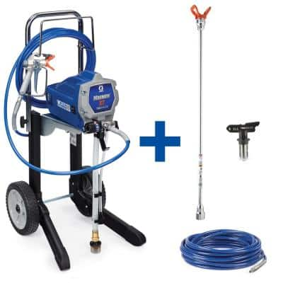 Magnum X7 Cart Airless Paint Sprayer with 20 in. Extension, 50 ft. Hose and TRU311 Tip