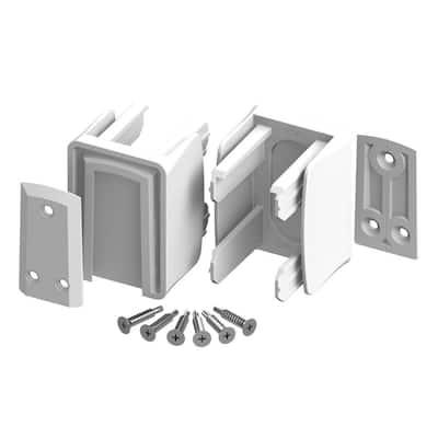 Slidelock Bracket Kit (2-Pack) with Screws