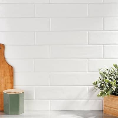 white 2x10 tile flooring the