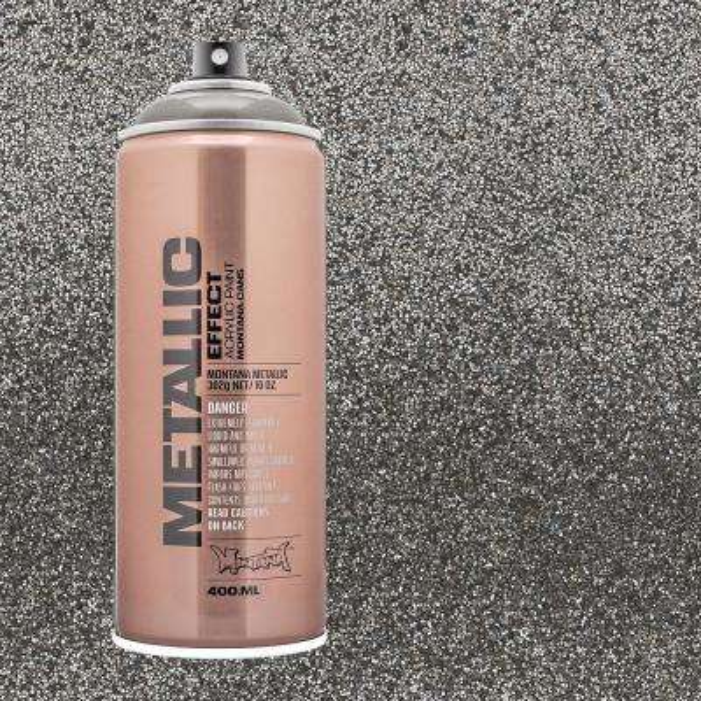 10 oz. METALLIC EFFECT Spray Paint, Graphite