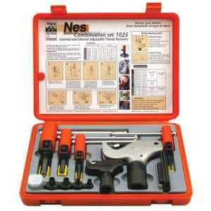External 5/32 in. - 1 1/2 in. Internal 5/16 in. - 1 1/4 in. Universal Combination Thread Repair Set (6-Piece)