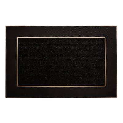 Rain Design Brown Floor Mat