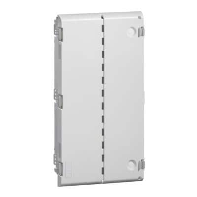 28 in. Wireless Structured Media Center with Vented Hinged Door